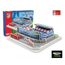 3D ESTADIO VICENTE CALDERON