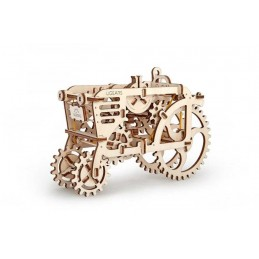 MODEL TRACTOR 3D PUZZLE KIT