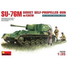 1:35 SU-76M SOVIET...
