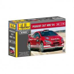 1:43 PEUGEOT 307 WRC