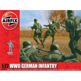 1:72 WWII GERMAN INFANTERY