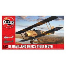 1:72 DEHAVILLAND DH82a TIGER