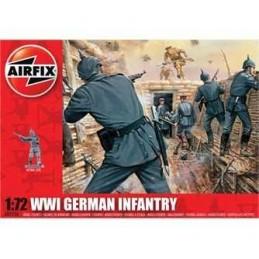 1:72 WWI GERMAN INFANTRY