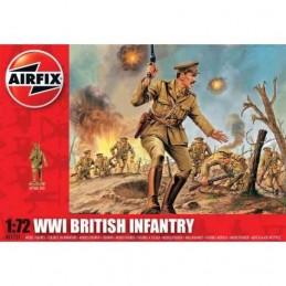 1:72 WWI BRITISH INFANTRY