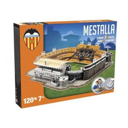 3D ESTADIO MESTALLA