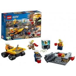 LEGO MINA: EQUIPO