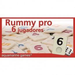 RUMMY PARA 6 JUGADORES