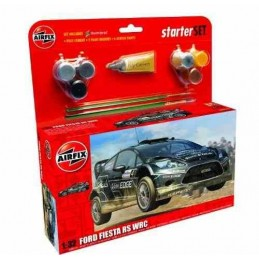 1:32 FORD FIESTA RS WRC