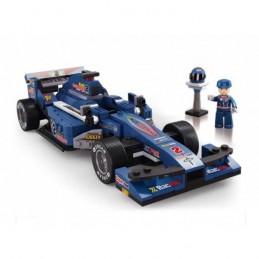 SLUBAN F1 RACING CAR BLUE