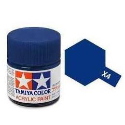 X-4 ACRILICA TAMIYA BLUE