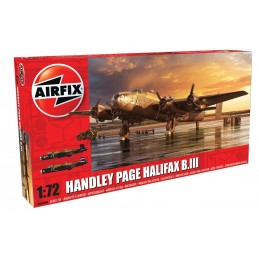1:72 HANDLEY PAGE HALIFAX B...