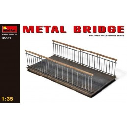 1:35 METAL BRIDGE