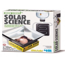 4M GREEN SOLAR SCIENCE