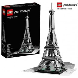 LEGO THE EIFFEL ARCHITECTURE