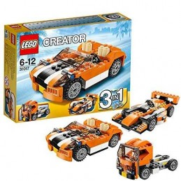 LEGO DESCAPOTABLE SUNSET