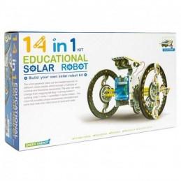 14 EN 1 ROLL-E SOLAR ROBOT