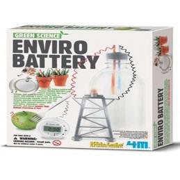 4M GREEN ENVIRO BATERY