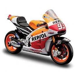1:18 MOTO GP RACING HONDA 2014