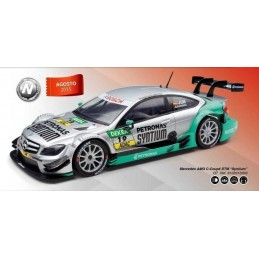 MERCEDES AMG C-COUPE DTM