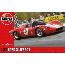 1:32 FORD 3 LITRE GT