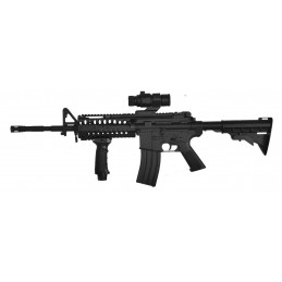 RIFLE M4 TACTICAL ELECTRICA