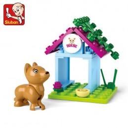 SLUBAN GIRL´S DREAM DOG HOUSE