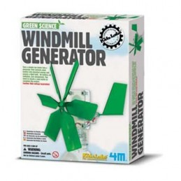 4M GREEN SCIENCE WINDMILL...