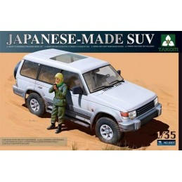 1:35 JAPANESE-MADE SUV