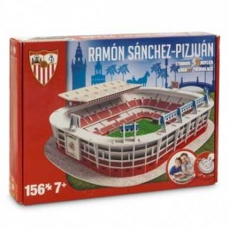 3D ESTADIO RAMON SANCHEZ...