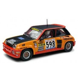"""RENAULT 5T """"PRIMER RALLY 1979"""""""