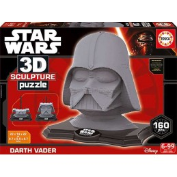 PUZZLE 3D SCULPTURE DARTH...