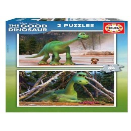 PUZZLE 48X2 THE GOOD DINOSAUR