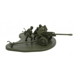 1:72 GERMAN ANTI TANK GUN...