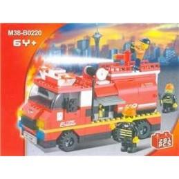 SLUBAN FIRE ENGINE - FIRE