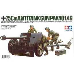 ANTI-TANKE 75CM ALEMAN