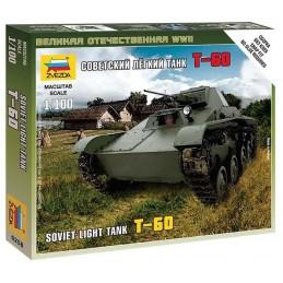 1:100 T-60 SOVIET  LIGHT TANK