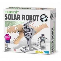 4M GREEN SOLAR ROBOT