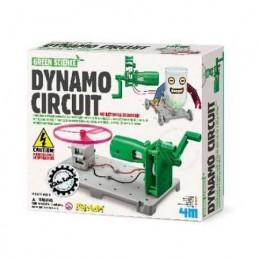 4M GREEN DYNAMO CIRCUIT