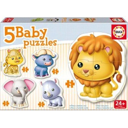PUZZLE BABY ANIMALES...
