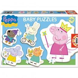 PUZZLE BABY PEPA PIG +24M
