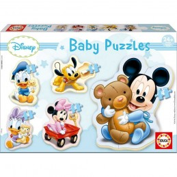 PUZZLE BABY MIKEY +24M