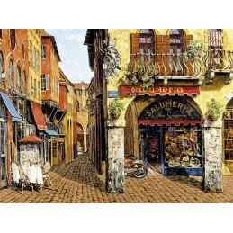 PUZZLE 1500 COLORS OF ITALY