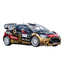 "CITROEN DS3 WRC ""LOEB-ELENA"""