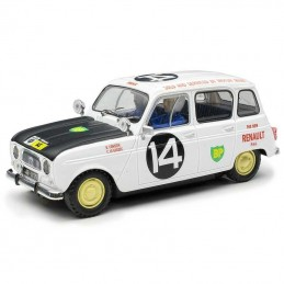"""RENAULT 4L """"EAST AFRICAN"""""""