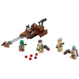LEGO REBEL ALLIANCE BATTLE...