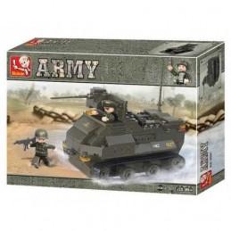 SLUBAN ARMORED VEHICLE - ARMY