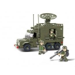 SLUBAN RADAR TRUCK - ARMY II