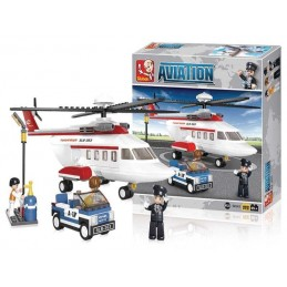 SLUBAN HELICOPTER - AVIATION