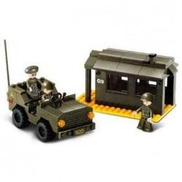 SLUBAN OUTPOST - ARMY