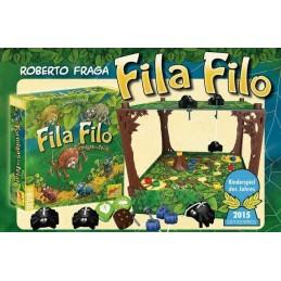 "FILA FILO ""FORMIGAS NA TEIA"""